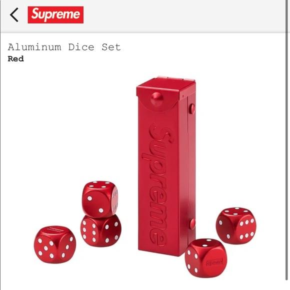 Supreme Dice Set